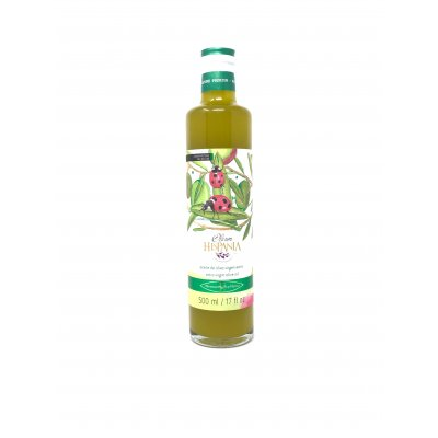 Hispania Nature Premium Nueva Cosecha 18-19 Verde Hojiblanca