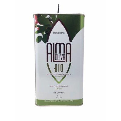L'huile d'Olive Extra vierge Bio AlmaOliva