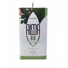 L'âme de l'huile d'Olive Bio à l'Huile d'olive Extra vierge Biologico