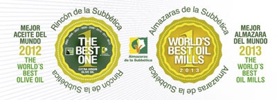 premios del Aceite de oliva virgen extra ecológico parqueoliva bio