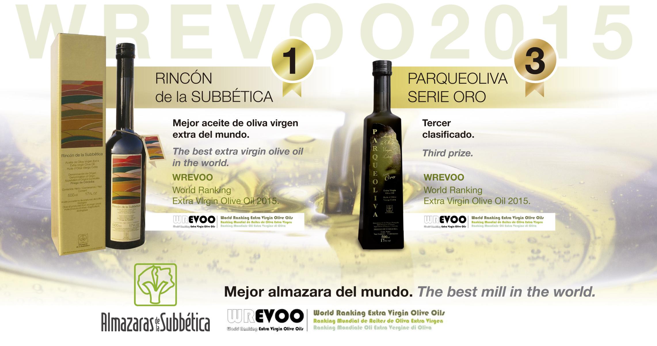 Aceite de oliva virgen extra ecológico parqueoliva bio