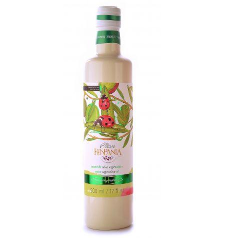 Aceite de oliva monovarietal de calidad nature premium fabricado y comercializado por óleum hispania