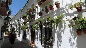 Barrio de origen andalusí, de la época musulmana-medieval durante el periodo de Al-Ándalus, raíz del municipio que se encuentra situado en el casco antiguo, contiguo al Castillo y limitando con el Balcón del Adarve, y que fue declarado Conjunto Histórico-Artístico en 1972. Destaca por sus calles, compartiendo arquitectura con barrios como el Albayzín de Granada o la Judería de Córdoba, que son sinuosas, de mínimas dimensiones, blancas y estrechas adornadas con flores. Los vecinos cuidan celosamente durante todo el año adornar sus fachadas pero es a finales de la primavera, para las fiestas del Corpus Christi, cuando el barrio vive sus días de mayor esplendor con una explosión de luz y color con mosaicos de hojas de flores en el suelo y paredes blancas y llenas de macetas. Un recorrido por el Barrio de la Villa podía pasar por la Plaza de Santa Ana, plaza en la que se encuentra una de las puertas de la Iglesia de la Asunción, después nos adentramos en la calle Real hasta la llegar a la Plaza de San Antonio. De ahí nos movemos hasta el Adarve, balcón entre campo y tanto encanto, volviendo por la calle Real y atravesando la calle Bajondillo