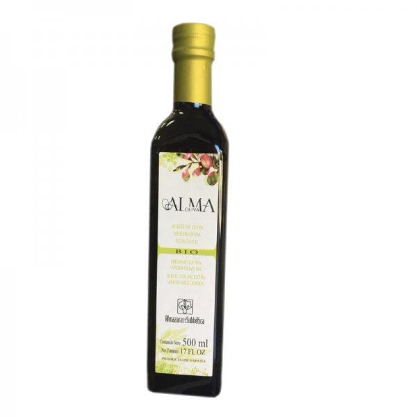 Aceite de Oliva Virgen Extra Ecológico AlmaOliva Bio