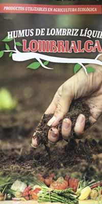 humus de lombriz, sustrato natural ecológico