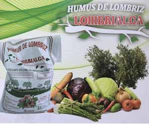 humus de lombriz lombrialca